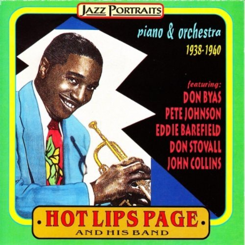 Hot Lips Page Jazz Portraits