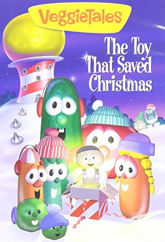 Veggie Tales Toy That Saved Christmas