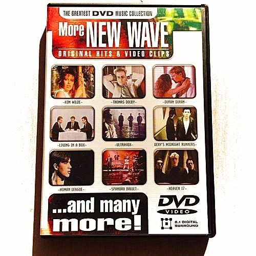 More New Wave Videos More New Wave Videos