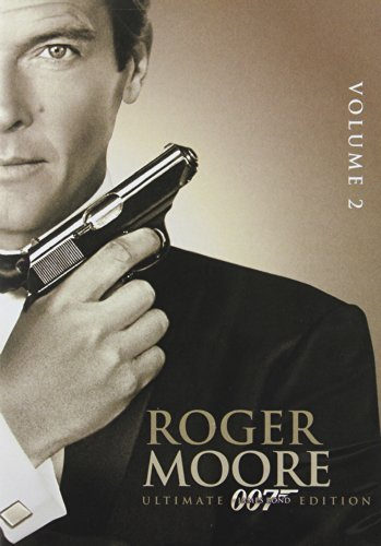 James Bond 007 Roger Moore Collection Vol. 2 3dvd