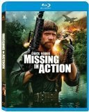 Missing In Action Norris Walsh Blu Ray