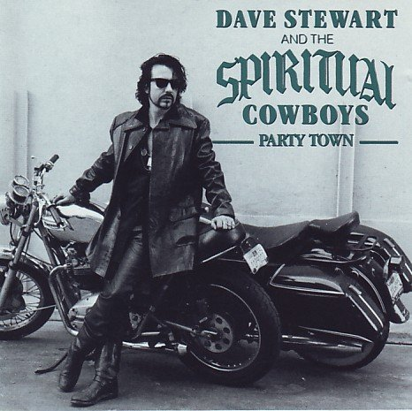 Dave Stewart Party Town+2nonlp