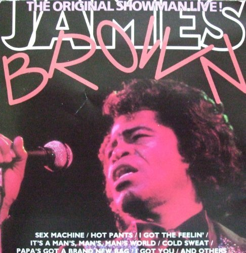 James Brown Original Showman Live!
