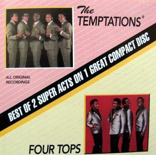 Temptations Four Tops Back To Back