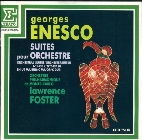 Georges Enesco Premiere Suite