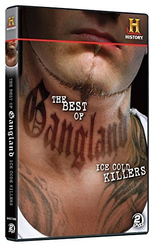 Best Gangland Ice Cold Kil Best Gangland Ice Cold Kil Nr 2 DVD