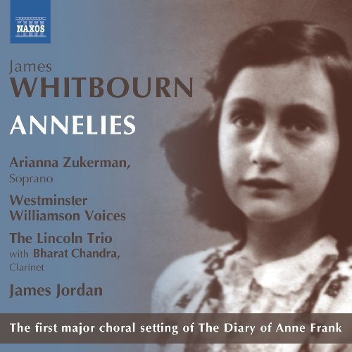 James Whitbourn Annelies Westminster William Voices Lin