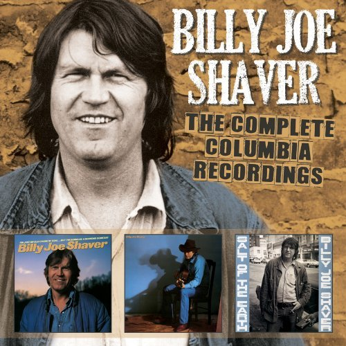 Billy Joe Shaver Complete Columbia Recordings 2 CD