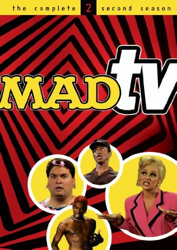 Mad Tv Season 2 Nr 4 DVD