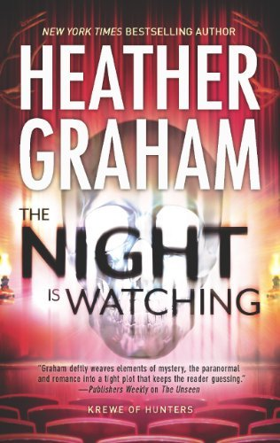 Heather Graham The Night Is Watching