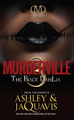 Ashley Murderville 3 The Black Dahlia
