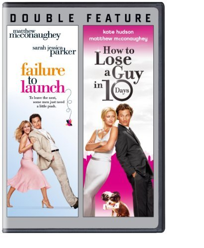 Failure To Launch How To Lose A Guy In 10 Days Double Feature Nr