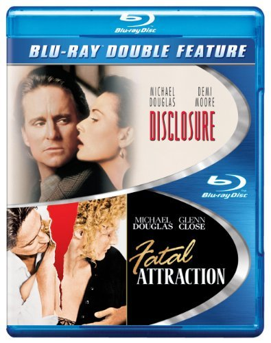 Disclosure Fatal Attraction Double Feature Blu Ray Ws Double Feature