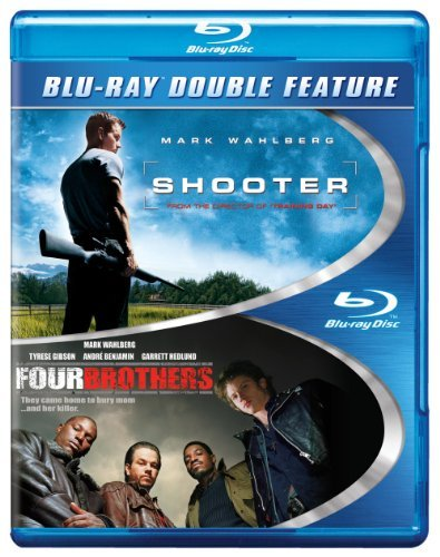 Shooter Four Brothers Double Feature Blu Ray Ws Nr