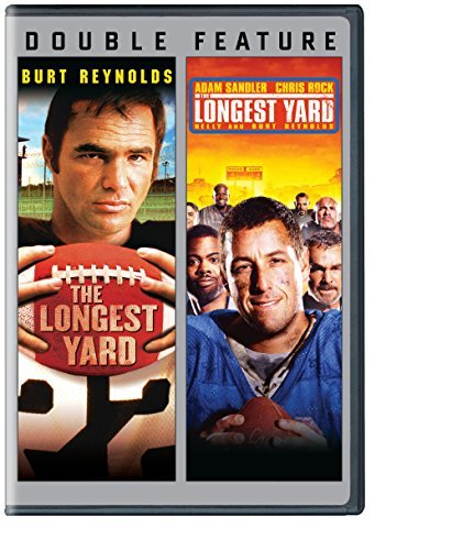 Longest Yard (1974) Longest Yard (2005) Double Feature Nr
