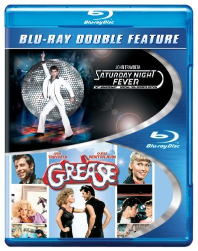 Saturday Night Fever Grease Saturday Night Fever Grease Blu Ray Ws Nr