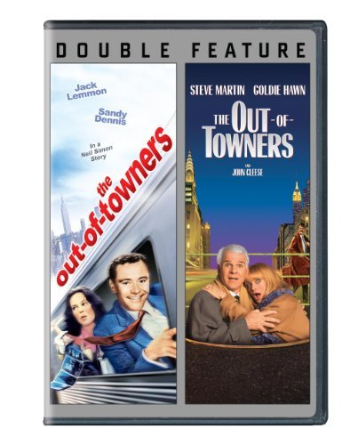 Out Of Towners (1970) Out Of Towners (1999) Double Feature Nr