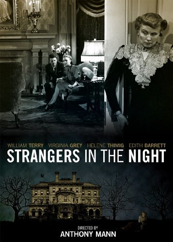Strangers In The Night (1944) Terry Grey Thimig Bw Nr