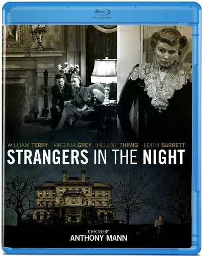 Strangers In The Night (1944) Terry Grey Thimig Blu Ray Bw Ws Nr