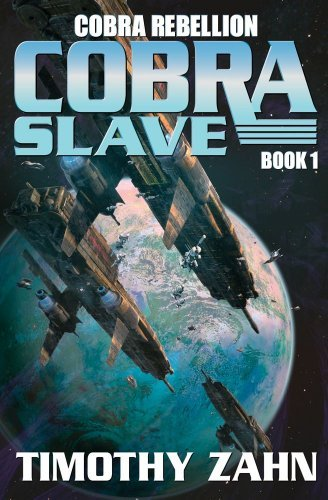 Timothy Zahn Cobra Slave Original
