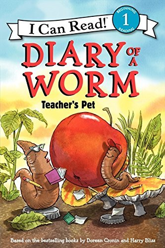 Doreen Cronin Diary Of A Worm Teacher's Pet