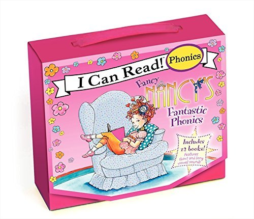Jane O'connor Fancy Nancy's Fantastic Phonics