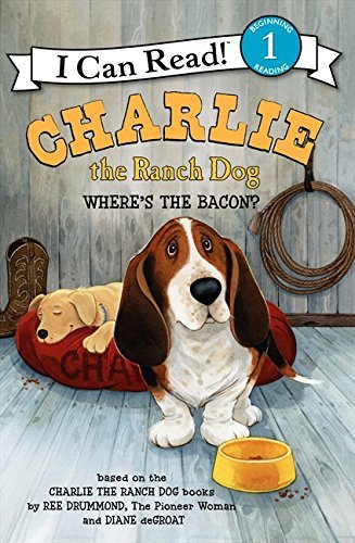 Ree Drummond Charlie The Ranch Dog Where's The Bacon?