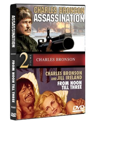Assassination From Noon Till T Bronson Ireland Nr 2 DVD