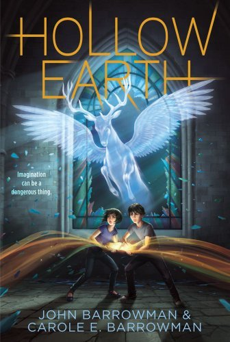 John Barrowman Hollow Earth Reprint