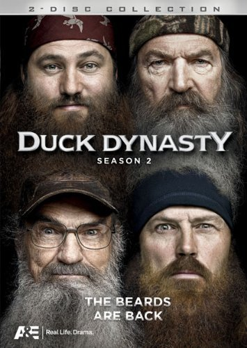 Duck Dynasty Season 2 DVD Tvpg