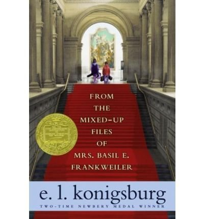 E.L. Konigsburg From The Mixed Up Files Of Mrs. Basil E. Frankweiler