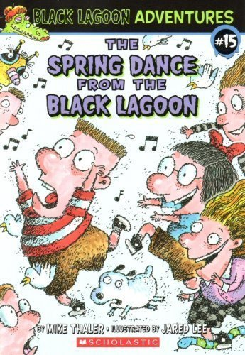 Mike Thaler The Spring Dance From The Black Lagoon