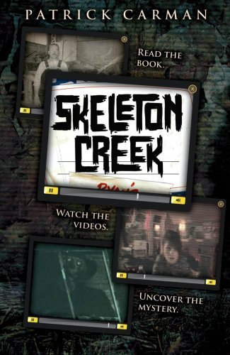 Patrick Carman Skeleton Creek