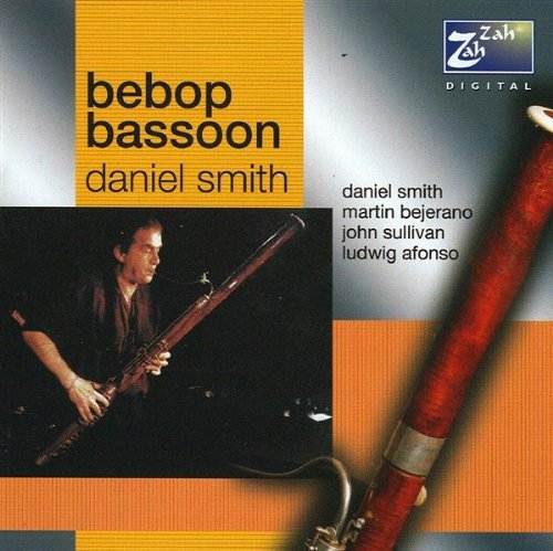 Ellington Davis Coltrane Gille Bebop Bassoon Daniel Smith