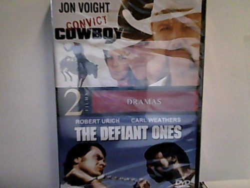 Convict Cowboy Defiant Ones Voight Urich Weathers Nr 2 DVD
