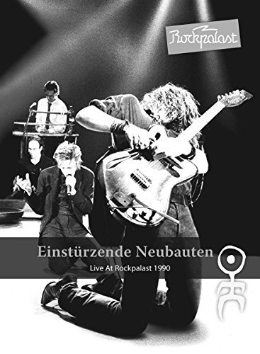 Einstruerzende Neubauten Live At Rockpalast Incl. CD Nr
