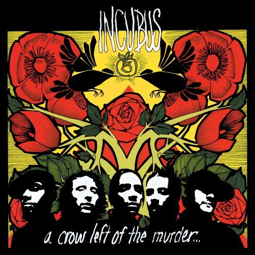 Incubus Crow Left Of The Murder 180gm Vinyl Crow Left Of The Murder