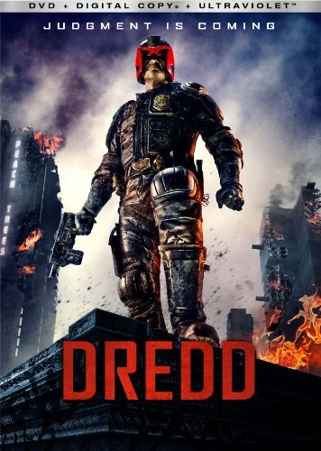 Dredd Urban Headey Thirby DVD Dc R