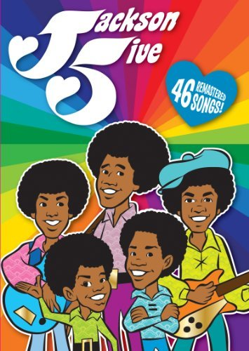 Complete Animated Series Jackson Five Nr 2 DVD