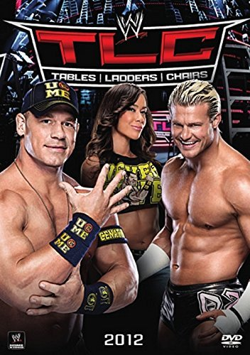 Wwe Tlc Tables Ladders & Chairs 2 Tvpg