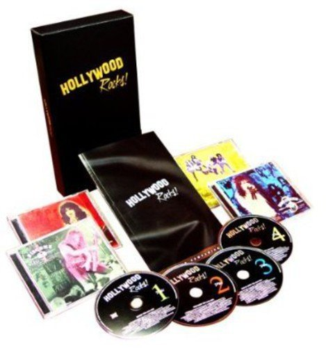 Hollywood Rocks! Audio Compani Hollywood Rocks! Audio Compani 4 CD