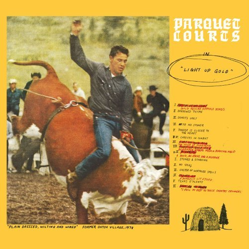 Parquet Courts Light Up Gold Incl. Digital Download