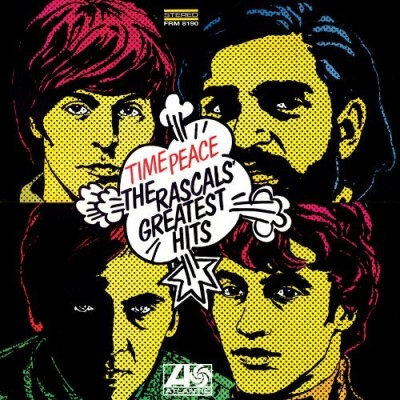 Rascals Time Peace The Rascals Greates 180 Gm Vinyl