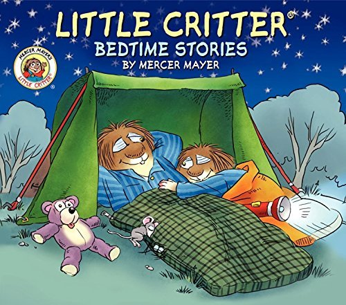 Mercer Mayer Little Critter Bedtime Stories
