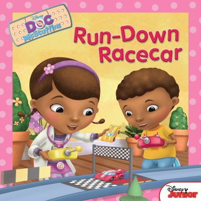 Sheila Sweeny Higginson Doc Mcstuffins Run Down Racecar