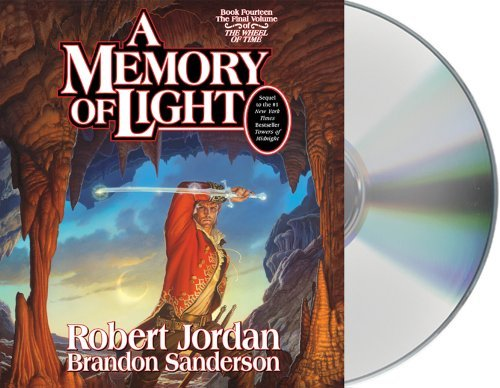 Robert Jordan A Memory Of Light