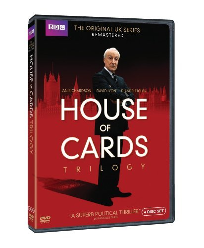 House Of Cards Trilogy House Of Cards Trilogy Remastered Nr 3 DVD