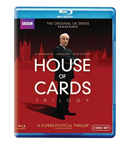 House Of Cards Trilogy House Of Cards Trilogy Blu Ray Ws Nr 3 Br