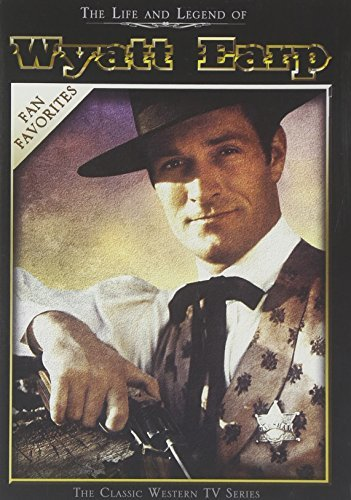 Life & Legend Of Wyatt Earp Fan Favorites Bw Nr