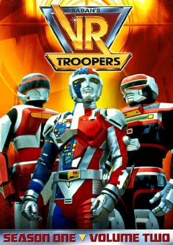 Vr Troopers Vr Troopers Vol. 2 Season 1 Nr 3 DVD